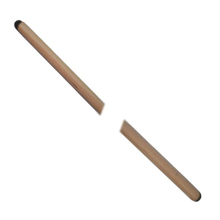 Hůl dřevěná - 160cm/28mm