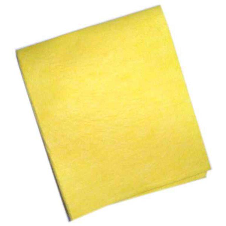 hadr na podlahu PETR 60x70 - žlutý