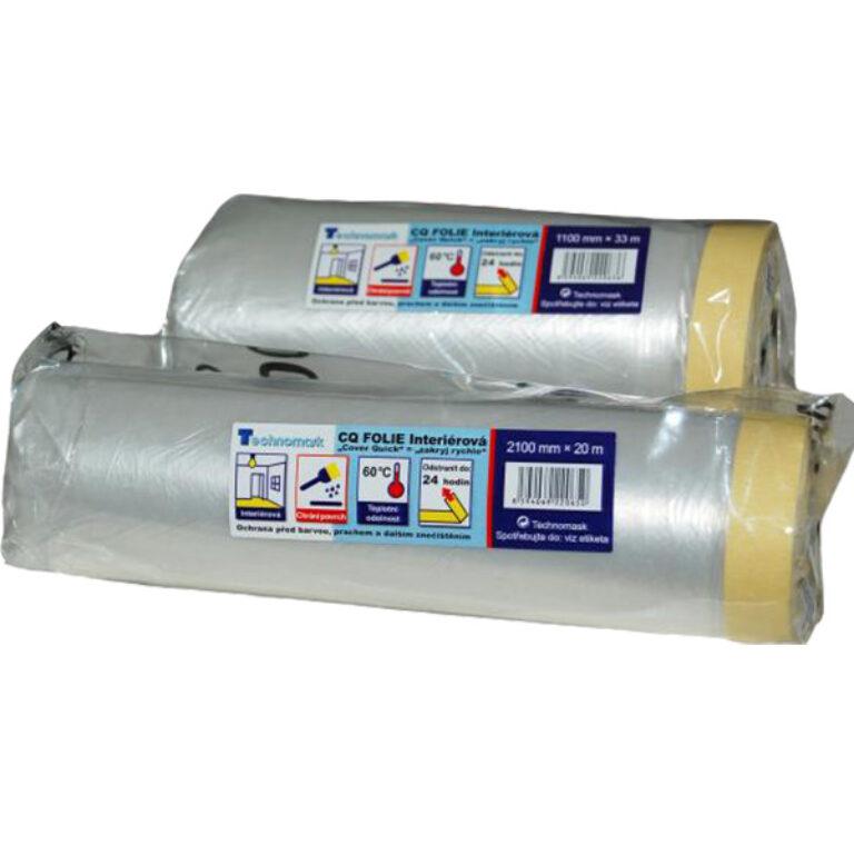 CQ folie papír.páska 110cmx33m