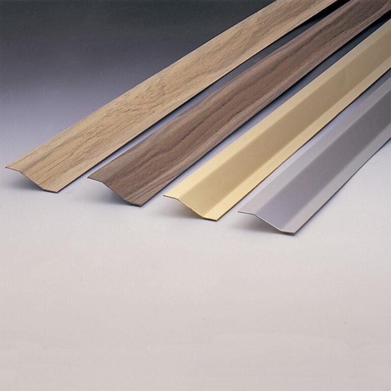 vyrovnávací lišta 985x40x9mm - světlé dřevo