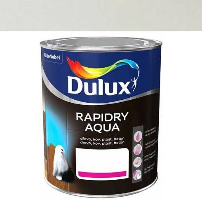 DULUX Rapidry Aqua šedá 0,75L