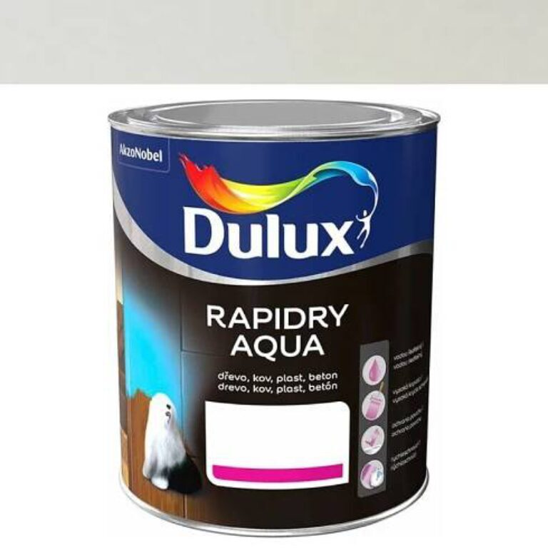 DULUX Rapidry Aqua červenohnědá 0,75L