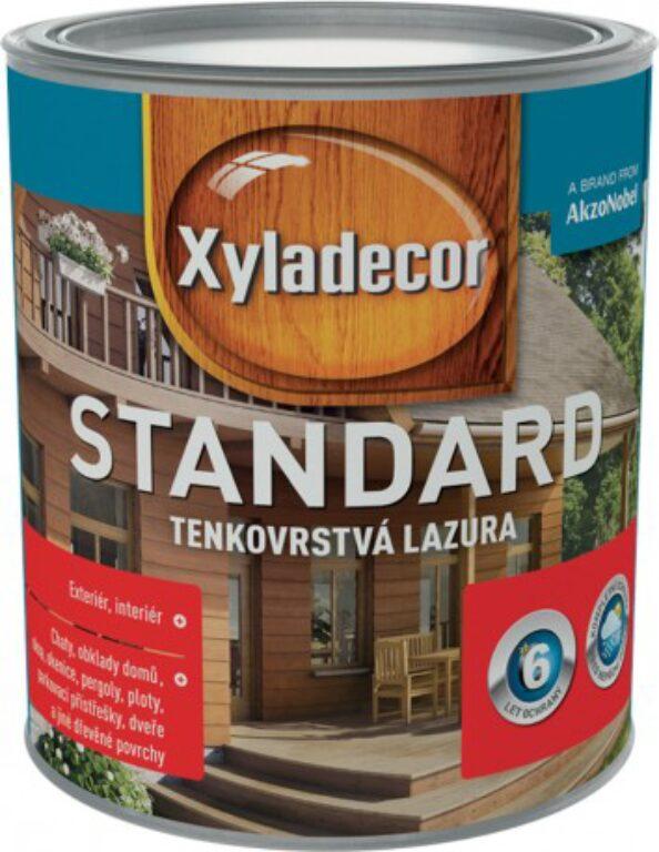XYLADECOR Standard ořech 0,75L