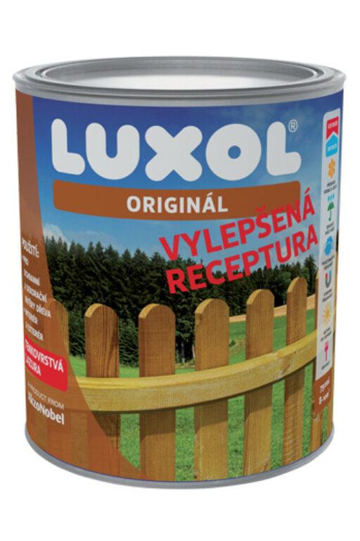 LUXOL originál ořech 2,5L