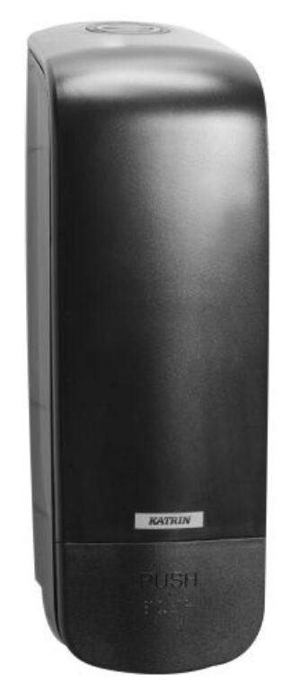 KATRIN dávkovač na mýdlo 1L mechanický černý