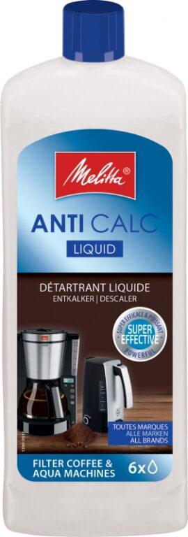 Melitta Tekutý odvápňovač pro kávovary a konvice ANTI CALC 250ml