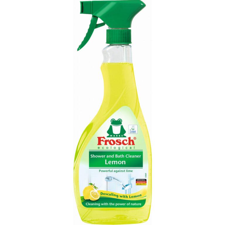 Frosch Čistič na koupelny a sprchy Citron 500ML