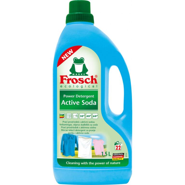 Frosch Prací prostředek s aktivní sodou 1,5L