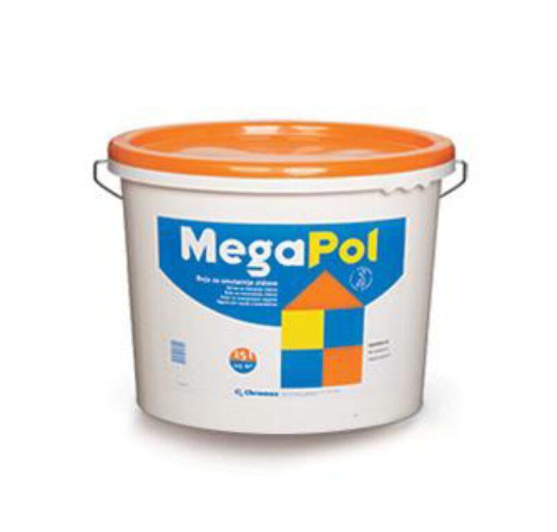 MEGAPOL malířská barva vnitřní 15L   25kg
