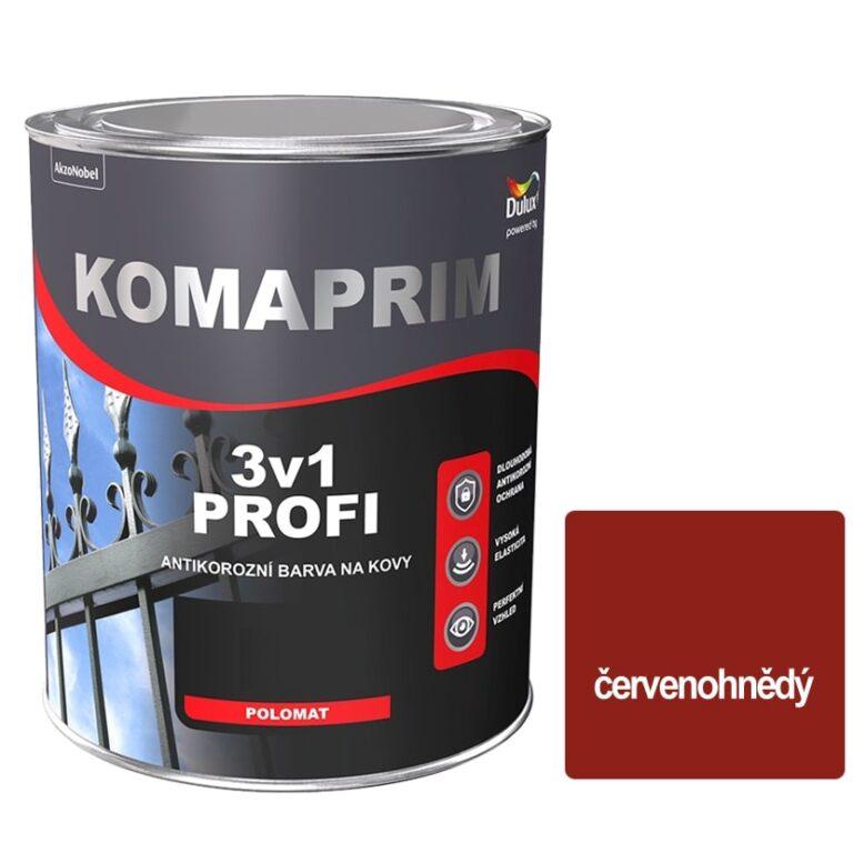 Komaprim 3v1 PROFI červenohnědý 0,75L