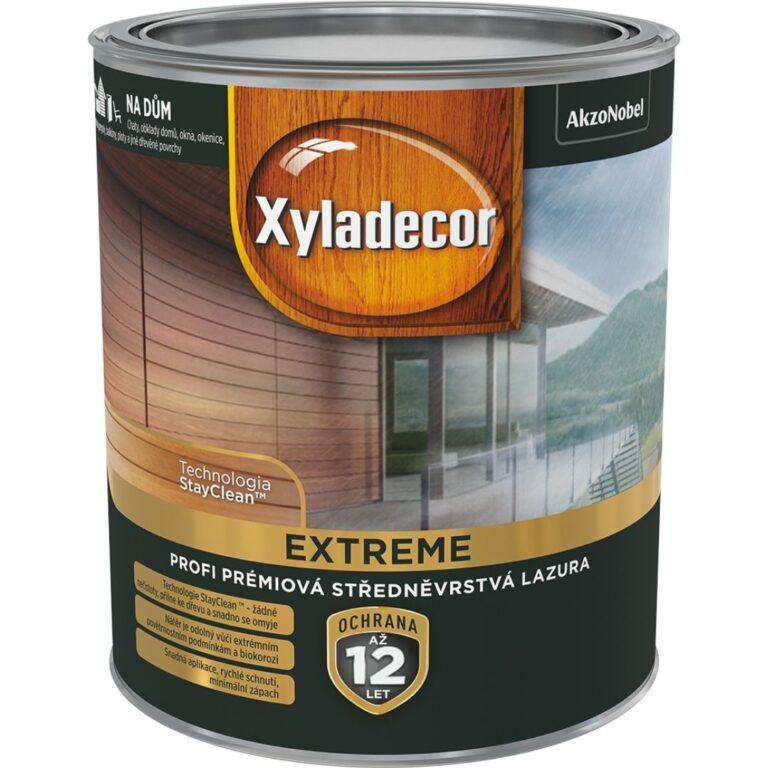 Xyladecor EXTREME  ořech 0,75L