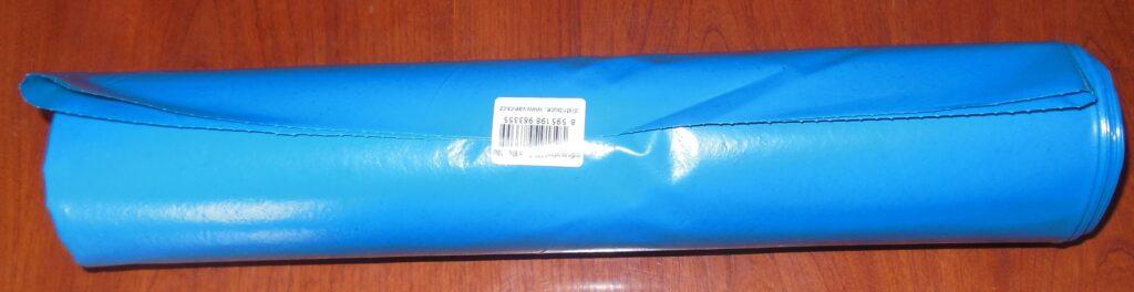 Pytle na odpad 70x110cm 120l  10ks modré 80my