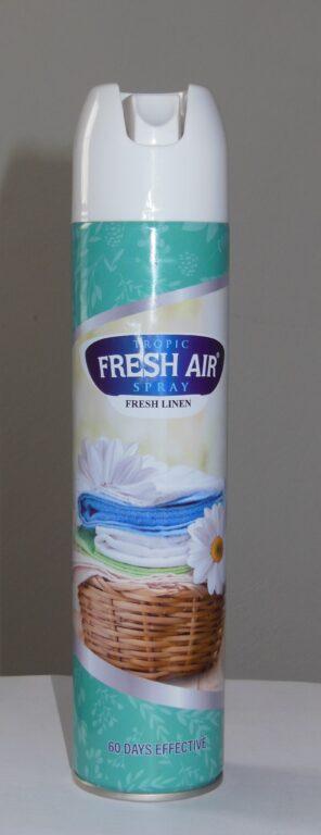 Fresh osvěžovač vzduchu 300ml vůně čistého prádla