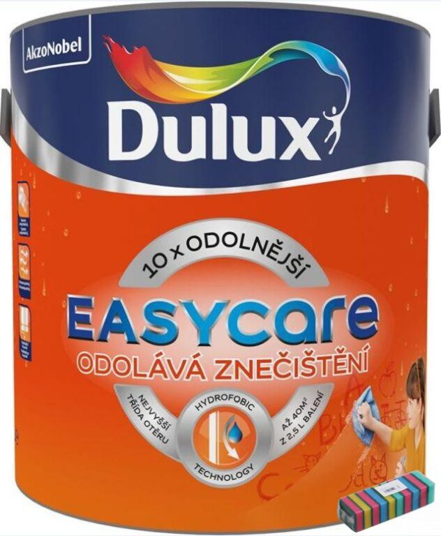 DULUX EC 19-tvrdý ořech 2,5l