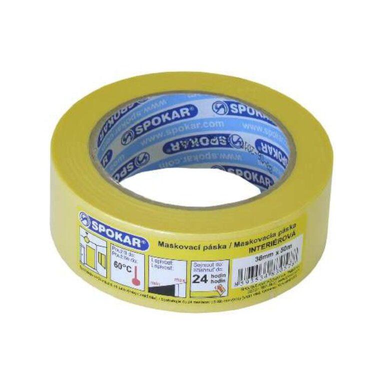 Maskovací páska 19mmx50m - EAN