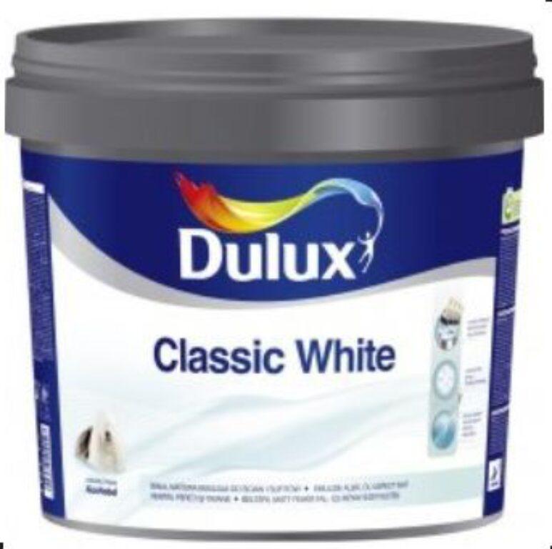 DULUX Classic white 5l