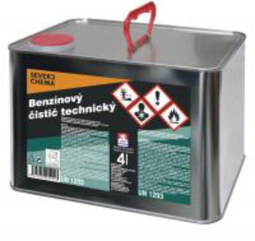 Benzínový čistič technický 4l