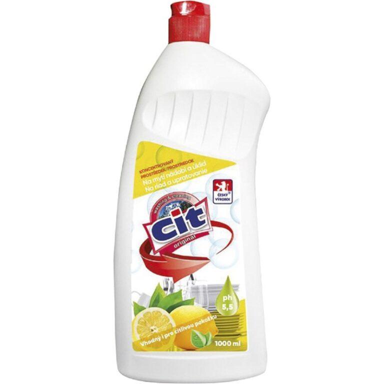 Cit na nádobí 1l lemon