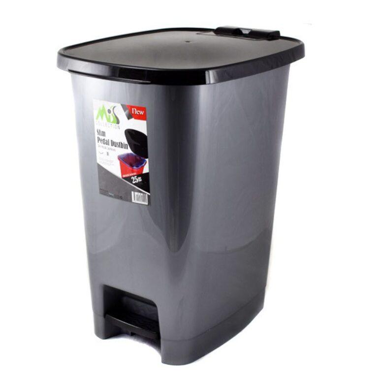 Koš odpadkový s pedálem 25l