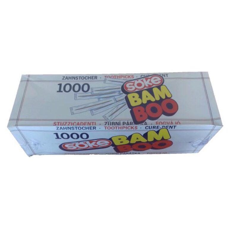 Bambusová párátka 1000ks