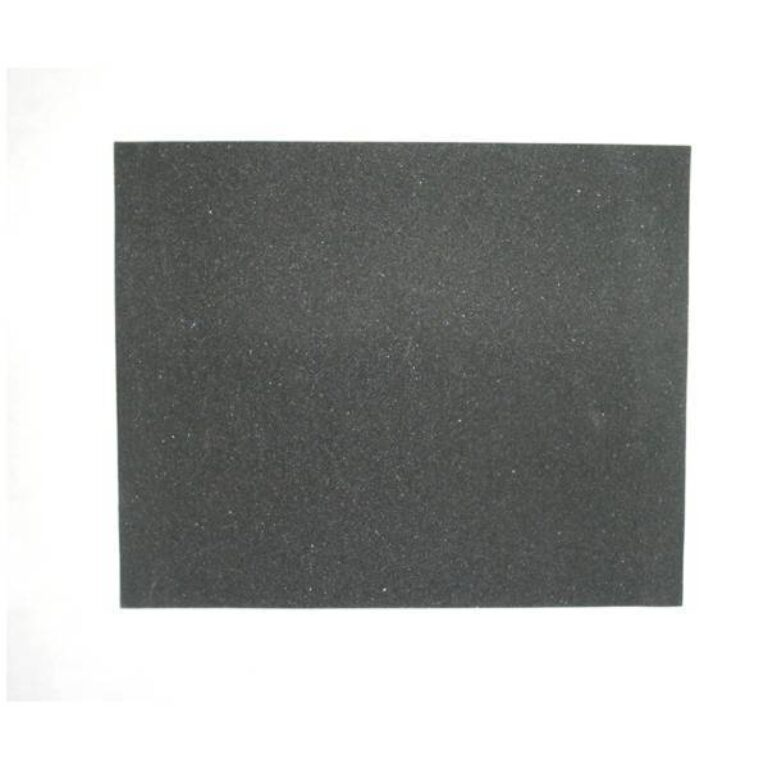 brousicí plátno - typ 637, P120