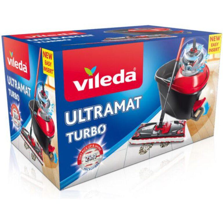 VILEDA Ultramat set TURBO NEW