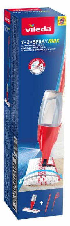 VILEDA 1.2 Spray Max mop box    A