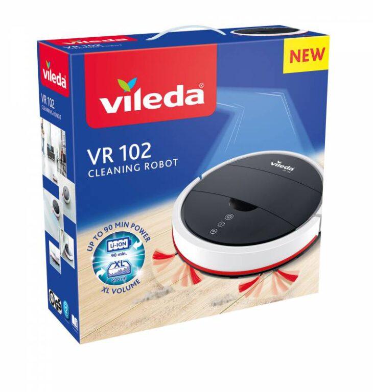 VILEDA robotický vysavač VR102
