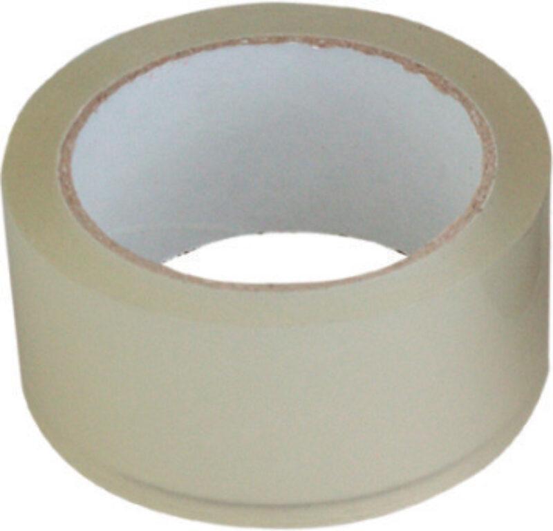 Lepící páska 48mmx66m - průhledná