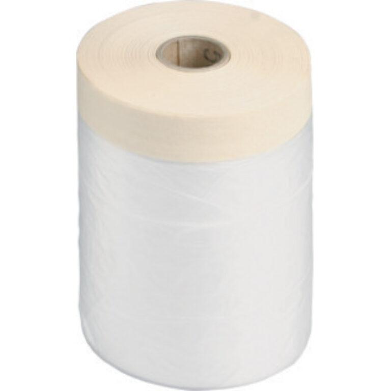 CQ fólie s papírovou páskou  110cm x 33m