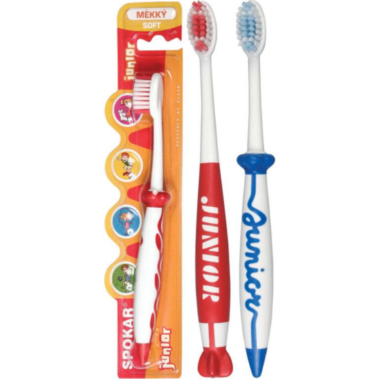 kartáček zubní dětský JUNIOR - typ 3433