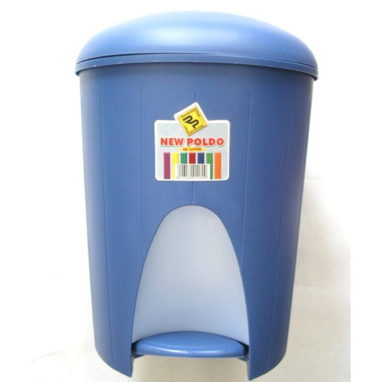 Koš odpadkový-pedálový 16 l