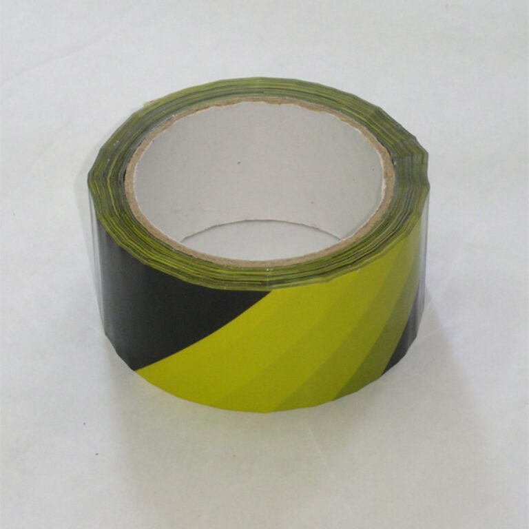 Výstražná páska 50mmx66m - pravý sklon