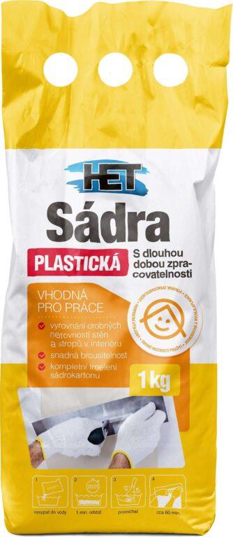 Het sádra plastická 1kg